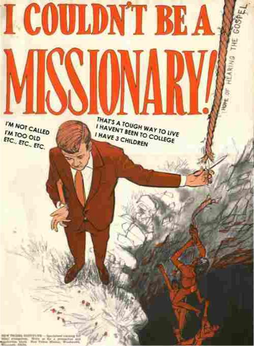 be a missionary, called, a tough way to live, new tribes mission, reaching all tribes, brown gold magazine, reaching all nations, unreached tribes, preaching the word of God