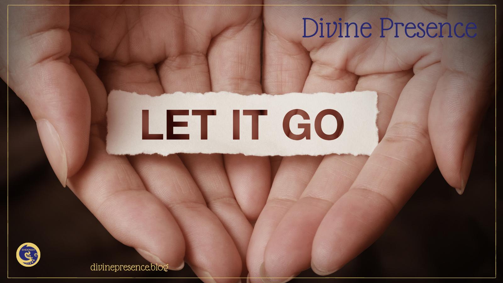 let go and let God, the God Box